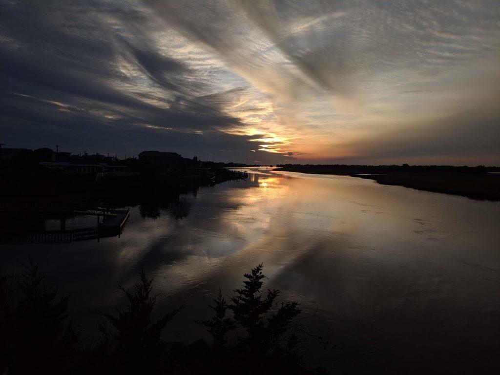 sunset 2019