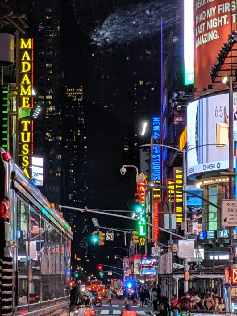 NYC, October 2019