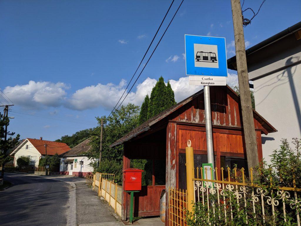 csatka sign